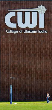 The College of Western Idaho public community college campus located in Nampa, Idaho, USA.