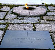 The grave site of President John F. Kennedy and the eternal flame at Arlington National Cemetery, Washington DC, Virginia. washington dc, dc, washington, capitol, united states capitol, united states, america, united states of america, states, government,