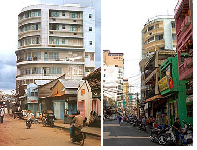 BUI VIN HOTEL, 1968 and 2009