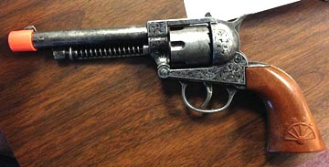 Canyon County SO Photo of toy gun