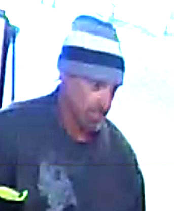 Credit Union robber 10/5/16